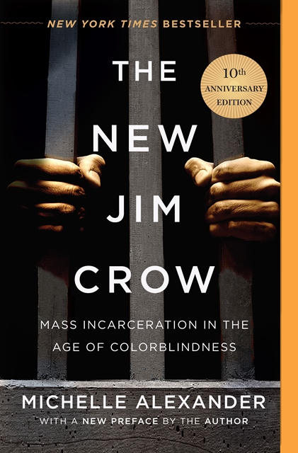 Book Cover - The New Jim Crow